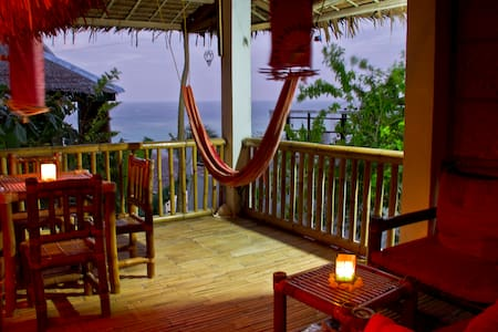 2-BDRM apt, Quiet & nice oceanview! - Malay - Villa