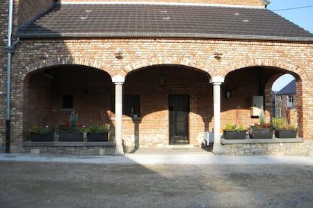 gîte rural 2 chambres dans village  - Hus
