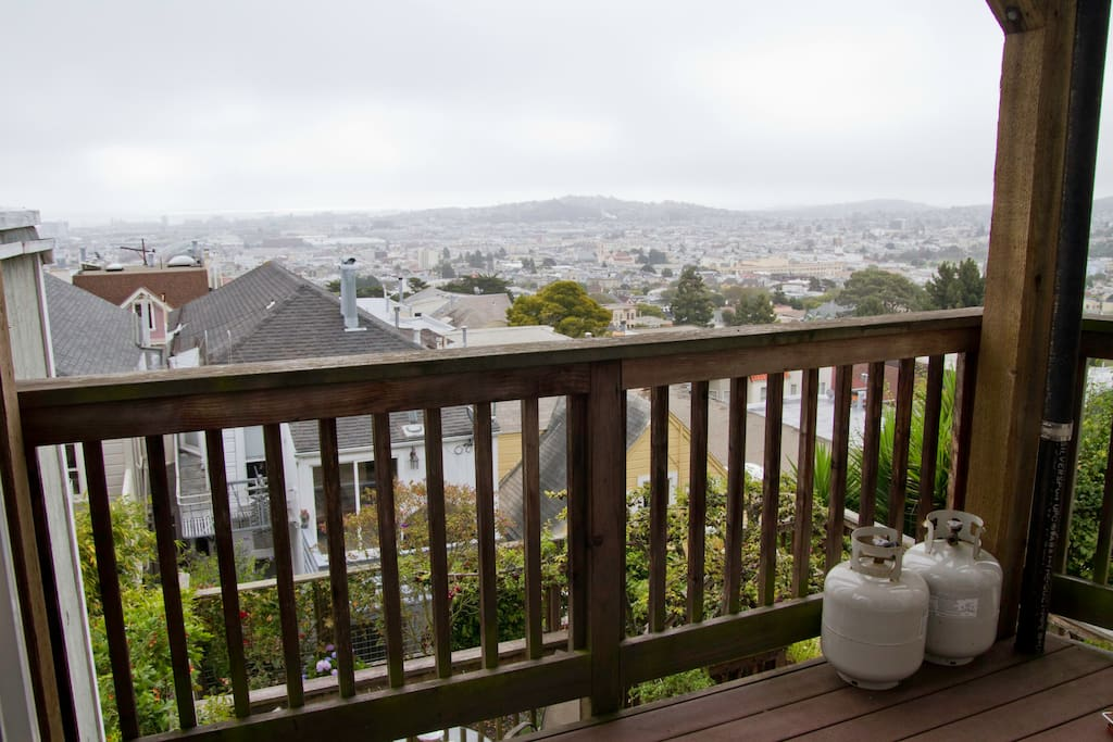 Room in San Francisco View Home