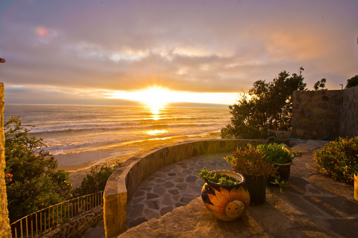 Relax and enjoy our beautiful sunsets!  Just one hour south of San Diego.