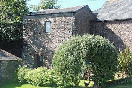Cosy cottage for two near Dartmouth - Maison