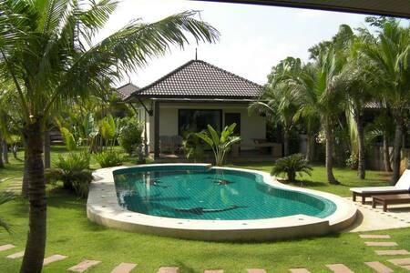 Srisawat luxury villa - Pranburi - Villa