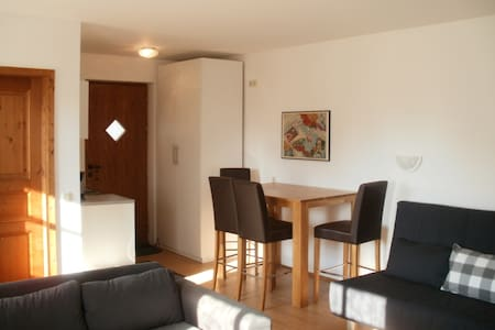 1 Zimmer Apartment max. 4 Pers. - Wohnung