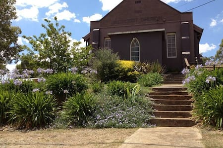Church House B&B Gundagai -Superior - Bed & Breakfast