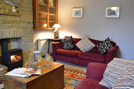 Boutique West Wales Cottage - Cilgerran