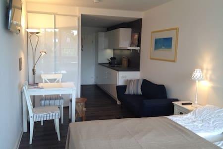 Luxus Studio in Bestlage SPO - Apartamento