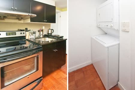 Bright and spacious studio in FIDI - New York - Apartment