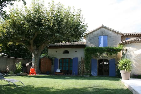 Studio, traditional house, provence - House
