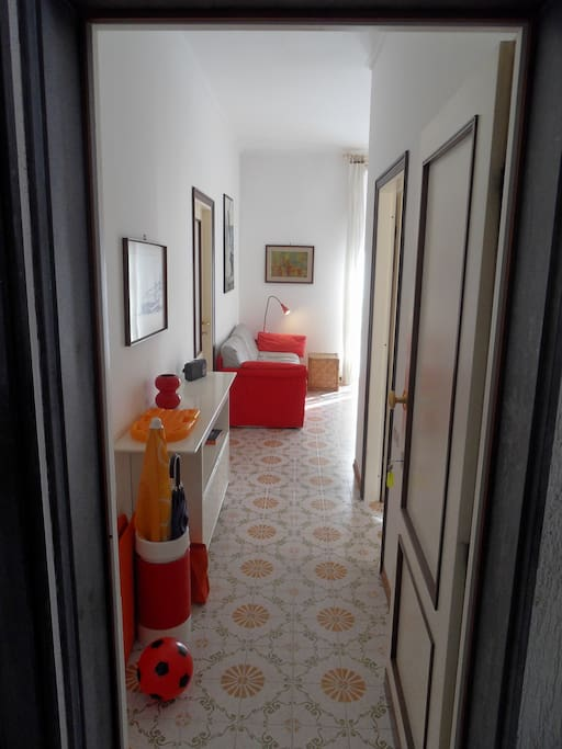"""Apartment """"Seagull"""", 150mt Ocean"""