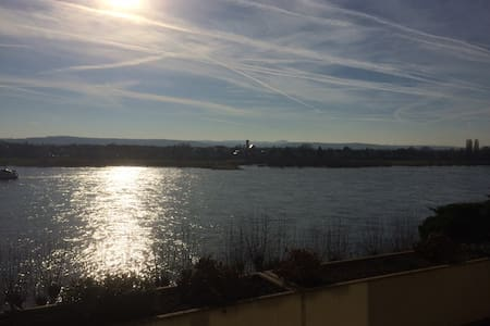 Koblenz/Neuwied - Rheinblick - Neuwied - Leilighet