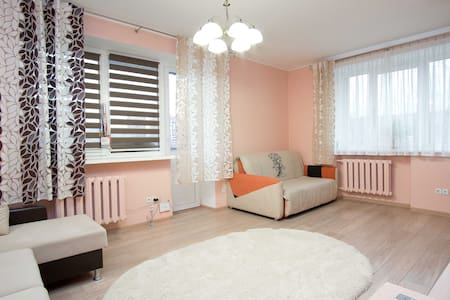 Cozy apartment near the subway  - Minsk - Apartemen