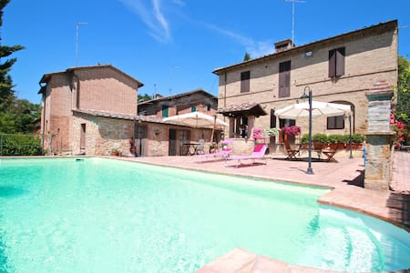 Apartment few minutes from Siena - Sienna - Lejlighed