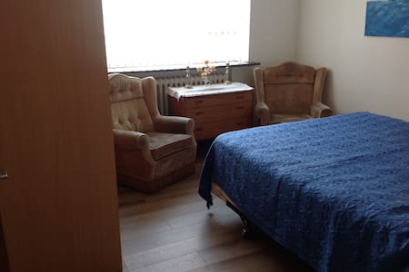 Nice room in center of Selfoss