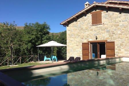 Umbrian paradise, UNESCO protected - Haus