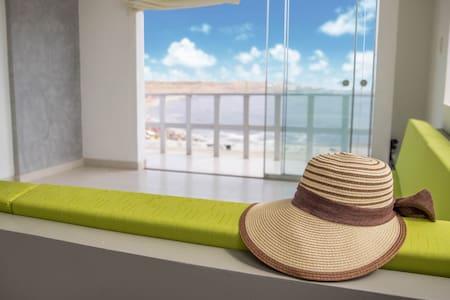 Huge flat at Playa el Silencio 5min - Lima - Apartment
