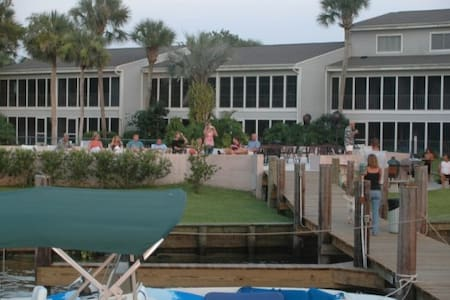 Paradise on St. Johns W/Boat Slip - Welaka