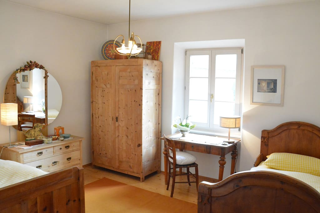 Apartment with charm in South Tyrol
