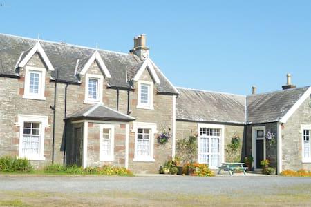 Castlewigg Lodge double en-suite - Bed & Breakfast
