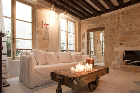 Apt with sauna, St-Germain des Prés