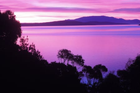 Spectacular Waterfront Views B & B - Murdunna - Bed & Breakfast