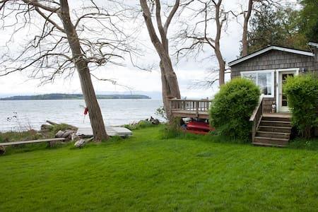 Seacrest Seaside Cabin - Sommerhus/hytte