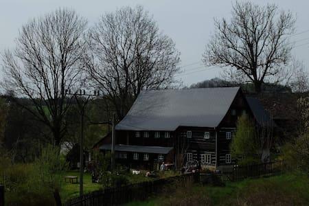 Útulný pokoj v roubence Filipov - Česká Kamenice - Alpstuga