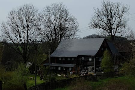 Útulný pokoj v roubence Filipov - Alpstuga