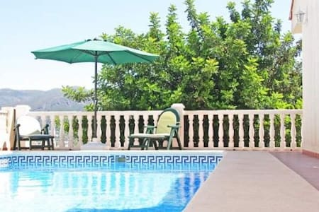 Villa Lurie en Jalon, para 6 pers - Jalón