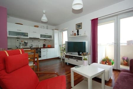 Comfortable apartment in Gdańsk