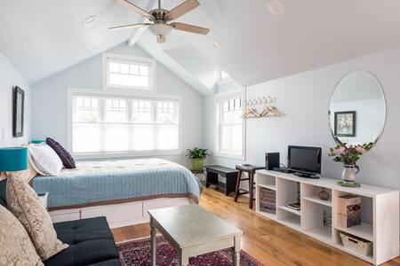 Downtown Studio Cottage - Appartement