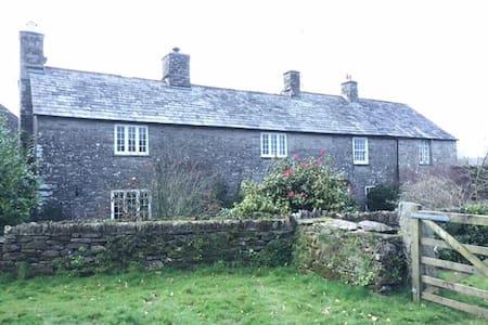 Luxury BnB in Cornish farmhouse  - House
