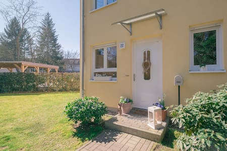 Modern, sunny 130 sqm 3-level  home - Berlim