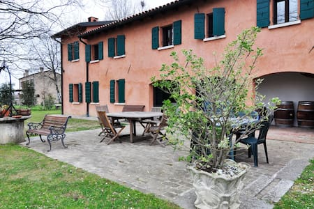 Amazing country house near Venice - Chiarano