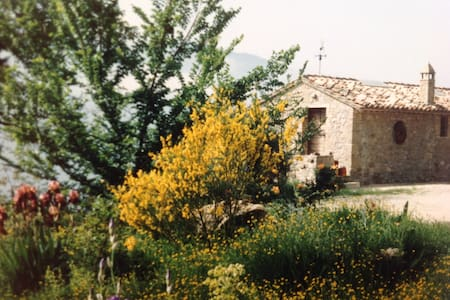 Casolare in Paradiso - Assisi - House