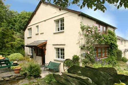 Charming Lakeland Cottage with lake - Coniston - Casa