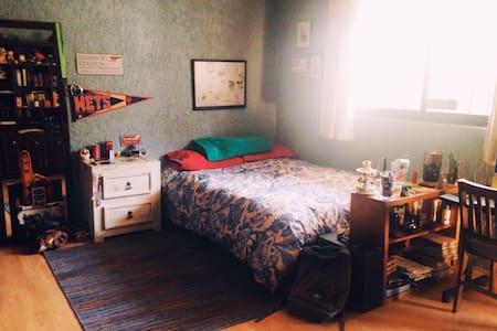 Great room just 5 min from Santa Fe - Mexico City - Rumah