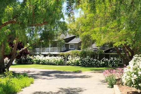 The Country House at Ryan Farm - Los Olivos - House