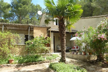 Shanti guest house LUBERON - Rumah