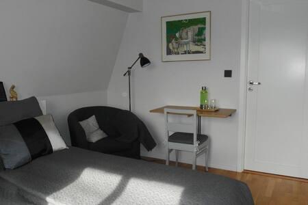 Double/twin room with half board - Villa