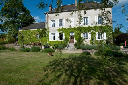 Chambre Val Croissant - La Motte-Ternant - Bed & Breakfast