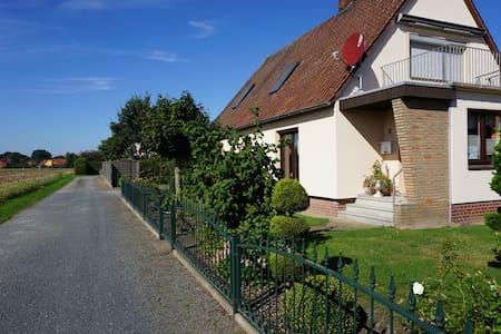 Gemütliche Ferienwohnung Grimmelmann, Eystrup - Eystrup