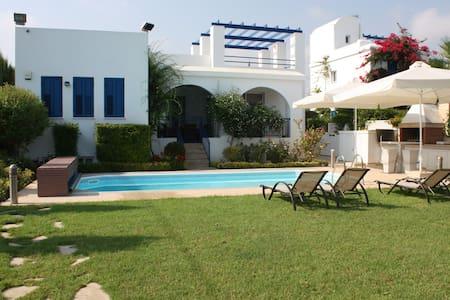 Beachfront Villa Latsi Pafos Cyprus - Vila