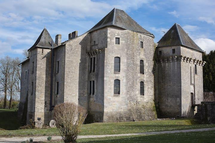 Château de Gourville / La chapelle - Castle