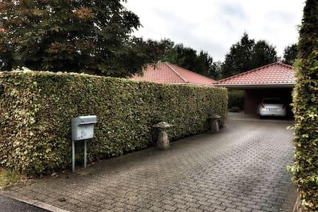 Hyggelig villa tæt på skoven - Gistrup