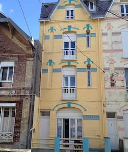 Cosy 2-room 20m from the beach - Berck