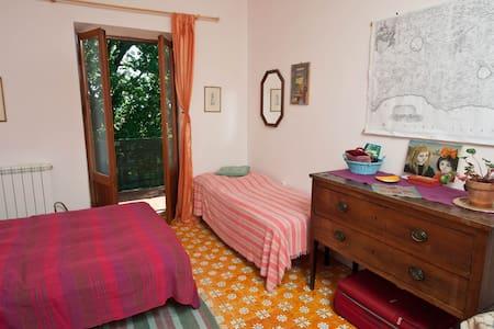 lakeview sunny large bedroom - Trevignano Romano - Lakás
