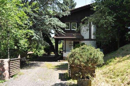 Ferienhaus im Odenwald - Rumah