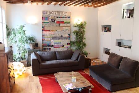 Lovely 2 rooms apt 60m2 - Le Marais