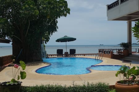 Samui Nature Beach Villa with FREE car - Vila