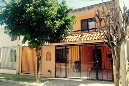 Comfy Private Rooms in Big House - Zapopan - Rumah